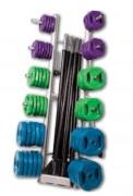 Rack de stokage pour 10 kits PUMP - Vendu sans barre ni disque