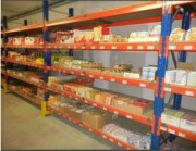 Rack magasin - Longueur 900 à 4800 mm,hauteurs en profondeur 1100 à 5880 mm