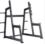 Rack squat - Dimensions : Lon 175 x Lar 153.50 x Hau 172 cm