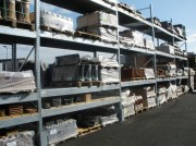 Rack stockage charges lourdes