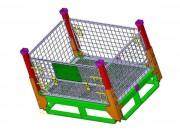 Rack sur mesure - Étude dimensionnelle - Homologation L.N.E.