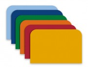 Raclettes à bords biseautés - Dimensions  : 12 x 8 ou 15 x 10 cm