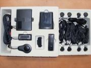 Radar de recul à 4 capteurs ultrason - Technologie ultrason
