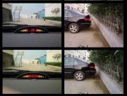Radar de recul à LED 8 capteurs avec mini écran - À LED 8 capteurs avec mini écran