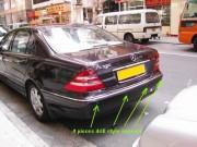 Radar de recul pour toute voiture avec bip sonore - Pour toute voiture avec bip sonore