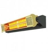 Radiant éléctrique halogene - Puissance : de 1 500 à 4 500 W