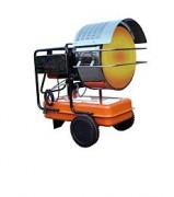 Radiant fioul - Chauffages mobiles radiants avec brûleur fuel