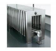 Radiateur eau chaude en fer - Pose sur sol ou mur