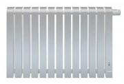Radiateur électrique connecté - Installation : horizontale ou verticale