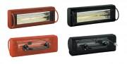 Radiateur portatif avec poignée robuste - Puissance de 1,5 à 2 KW