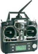 RADIO FUTABA 7CP 2,4GHZ SS SER - 081963-62