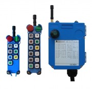 Radiocommande engin de levage - Portée jusqu'à 500m en standard