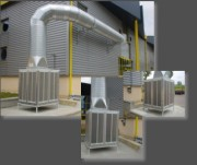 Rafraîchissement adiabatique - Rafraichisseur d'air par évaporation pour locaux et ateliers