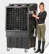 Rafraîchisseur d'air 22000 M3/H - Flux d'air : 22000 M3/H - Consommation : 750 W