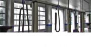 Rail avec chariot - Rail de 12 mètres de longueur