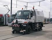 Rail route nettoyage