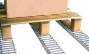 Rails à rouleaux 3000 mm - Longueur maximale: 3000 mm