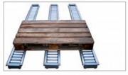 Rails de manutention à rouleaux - Stockages dynamiques   -   Rouleaux Ø 40/50/60
