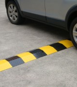 Ralentisseur acier fort trafic - Plaque de plancher de 6 mm