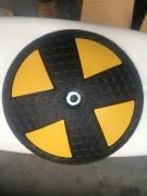 Ralentisseur circulaire de vitesse - Diamètre : 22 cm