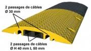 Ralentisseur passe cable