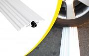 Ralentisseur vibreur de trafic - Matière : SEBS - Longueur : 3 m - Largeur : 150 mm - Hauteur : 30 mm