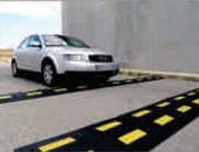 Ralentisseurs de vitesse - Modère la vitesse des automobilistes