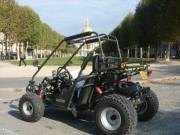 Rallye en buggy dans Paris pour entreprise - Activité Ludique à Issy-les-Moulineaux