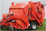 Ramasseur de gazon - Largeur de travail : 1 600 mm