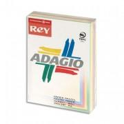 Ramette 100 feuilles papier couleur ADAGIO 80g A4 - 100 feuilles coloris 80g A4 pastel