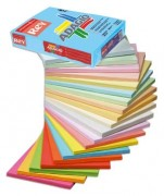 Ramette 500 feuilles couleur nectarine ADAGIO - Ramette papier couleur ADAGIO+ 80 g A4