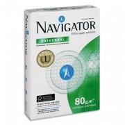 Ramette de 500 feuilles blanc Navigator Universal A4 80 grammes - sans marque