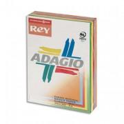 Ramette papier 80g A4 - 100 feuilles coloris 80g A4 intense
