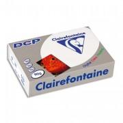Ramette papier blanc DCP 250g A4 - 125 feuilles DCP Clairefontaine 250g A4