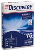 Ramette papier blanc Discovery 75g A4. - 500 feuilles papier blanc Antalis Discovery 75g A4.