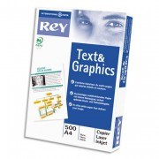 Ramette papier blanc text and graphic paper 80g A3 - 500 feuilles blanc text and graphic paper 80g A3