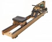 Rameur en bois de chêne - Poids maximum utilisateur : 150 kg