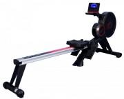 Rameur ergonomique pliable - Poids maxi utilisateur : 130 kg