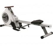 Rameur pliable pour cardio training et musculation - Rameur avec mesure de fréquence cardiaque sans fil