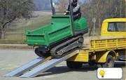 Rampe chargement véhicules 5 tonnes - Capacité de 2 à 5 tonnes