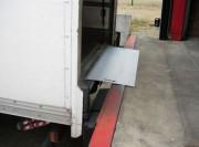 Rampe de chargement aluminium 2 T - Charge max : 2000 Kg - en aluminium - amovible