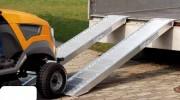 Rampe de chargement aluminium pour plateaux - Capacité : de 750 à 2630 kg/paire