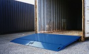 Rampe de chargement container - Charge (kg) : 6000 kg