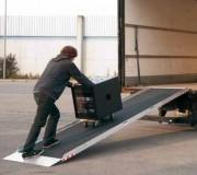 Rampe de chargement matériel de sonorisation - Capacité : 350 - 400 Kg/unité