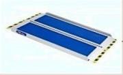 Rampe de chargement mobile acier - Charge statique : 8400 Kg