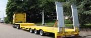 Rampe de chargement professionnelle en aluminium - Capacité : 24000 - 32000 kg/paire