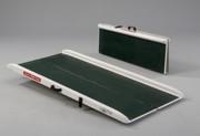 Rampe portefeuille pliante - Capacité de charge : 300 kg