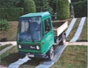 Rampes pour espaces verts - Rampes de chargements  pour la sauvergade des espaces verts