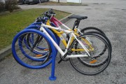 Range vélo anti chute - Pour 6 à 10 vélos