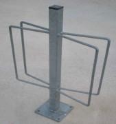 Range velo sur pied - Hauteur (mm) : 650